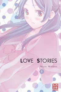 Love Stories 5 - Klickt hier für die große Abbildung zur Rezension