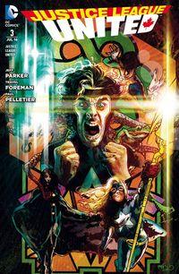 Justice League United 3: Ewiger Krieg - Klickt hier für die große Abbildung zur Rezension