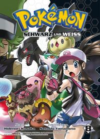 Pokémon SCHWARZ und WEISS 8 - Klickt hier für die große Abbildung zur Rezension