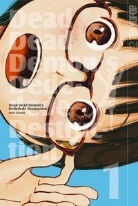 Dead Dead Demon's Dededede Destruction 01 - Klickt hier für die große Abbildung zur Rezension