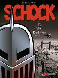 Schock – Die Geister von Knightgrave 2  - Klickt hier für die große Abbildung zur Rezension