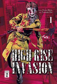 High Rise Invasion - Klickt hier für die große Abbildung zur Rezension
