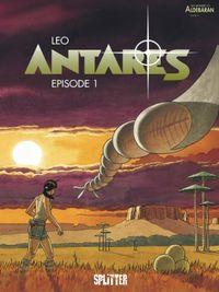 Antares 1: Episode 1 - Klickt hier für die große Abbildung zur Rezension