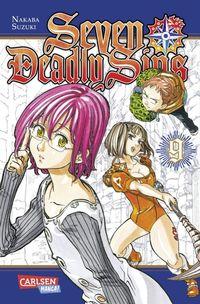 Seven Deadly Sins 9 - Klickt hier für die große Abbildung zur Rezension