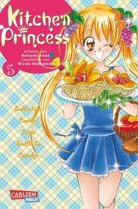 Kitchen Princess 5 - Klickt hier für die große Abbildung zur Rezension