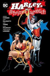 Harley Quinn: Harleys geheimes Tagebuch 1 - Klickt hier für die große Abbildung zur Rezension