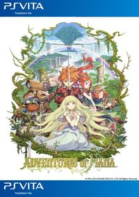 Adventures of Mana - Klickt hier für die große Abbildung zur Rezension