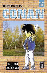 Detektiv Conan 88 - Klickt hier für die große Abbildung zur Rezension