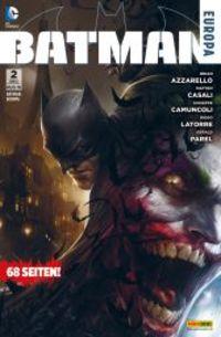 Batman: Europa 2 - Klickt hier für die große Abbildung zur Rezension
