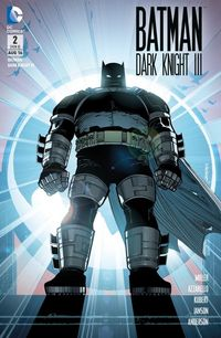 Batman Dark Knight III 2 - Klickt hier für die große Abbildung zur Rezension