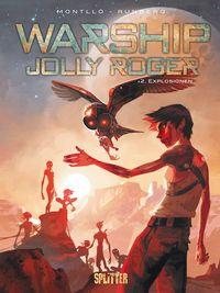 Warship Jolly Roger: Band 2. Explosionen - Klickt hier für die große Abbildung zur Rezension