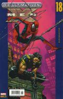 Die ultimativen X-Men 18 - Klickt hier für die große Abbildung zur Rezension