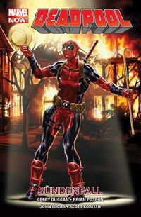 Deadpool 6: Sündenfall - Klickt hier für die große Abbildung zur Rezension