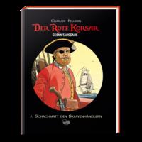 Der rote Korsar Gesamtausgabe 7: Schachmatt den Sklavenhändlern - Klickt hier für die große Abbildung zur Rezension