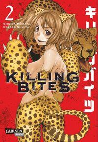 Killing Bites 2 - Klickt hier für die große Abbildung zur Rezension