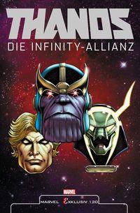 Thanos: Die Infinity-Allianz - Klickt hier für die große Abbildung zur Rezension