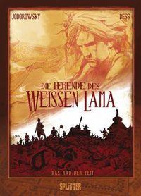 Die Legende des weißen Lama 1: Das Rad der Zeit - Klickt hier für die große Abbildung zur Rezension
