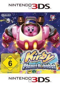 Kirby: Planet Robobot - Klickt hier für die große Abbildung zur Rezension