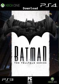 Batman – The Telltale Series: Episode 1: Reich der Schatten