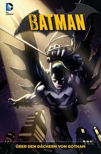 Batman Megaband 2: Über den Dächern von Gotham - Klickt hier für die große Abbildung zur Rezension