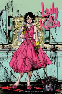 Lady Killer 1 - Klickt hier für die große Abbildung zur Rezension