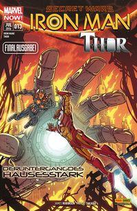 Iron Man / Thor 13 - Klickt hier für die große Abbildung zur Rezension