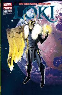 Loki 3 - Klickt hier für die große Abbildung zur Rezension
