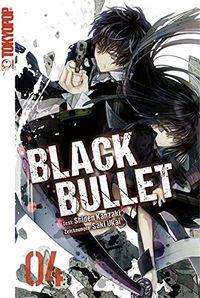 Black Bullet Novel 4 - Klickt hier für die große Abbildung zur Rezension
