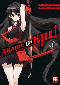 Akame ga KILL! 01 - Klickt hier für die große Abbildung zur Rezension