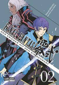 Final Fantasy - Type-0 Band 2: Der Krieger mit dem Eisschwert - Klickt hier für die große Abbildung zur Rezension