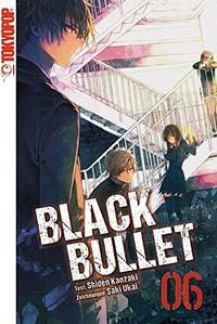 Black Bullet Novel 6 - Klickt hier für die große Abbildung zur Rezension