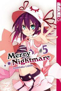 Merry Nightmare 5 - Klickt hier für die große Abbildung zur Rezension