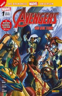 Avengers 1 - Klickt hier für die große Abbildung zur Rezension