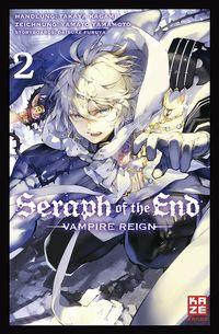 Seraph of the End 02: Vampire Reign - Klickt hier für die große Abbildung zur Rezension