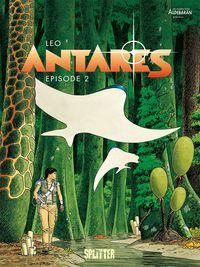 Antares: Episode 2 - Klickt hier für die große Abbildung zur Rezension