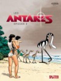 Antares: Episode 3 - Klickt hier für die große Abbildung zur Rezension