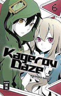 Kagerou Daze 6 - Klickt hier für die große Abbildung zur Rezension