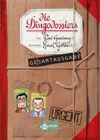 Die Dingodossiers – Gesamtausgabe - Klickt hier für die große Abbildung zur Rezension