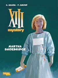 XIII Mystery - Martha Shoebridge - Klickt hier für die große Abbildung zur Rezension