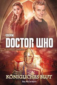 Doctor Who: Königliches Blut - Klickt hier für die große Abbildung zur Rezension