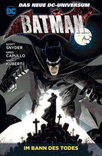Batman Paperback 6: Im Bann des Todes - Klickt hier für die große Abbildung zur Rezension