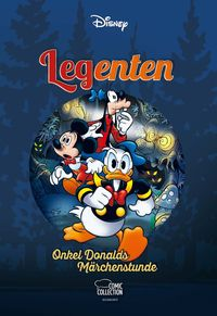 Enthologien 30: Legenten – Onkel Donalds Märchenstunde - Klickt hier für die große Abbildung zur Rezension