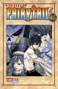Fairy Tail 46 - Klickt hier für die große Abbildung zur Rezension
