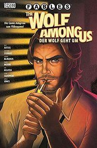 Fables: Wolf among us – Der Wolf geht um 3 - Klickt hier für die große Abbildung zur Rezension
