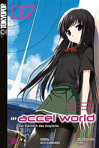 Accel World Novel 7: Der Harnisch des Unglücks - Klickt hier für die große Abbildung zur Rezension