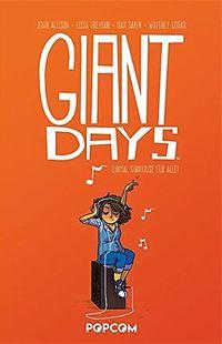 Giant Days 2: Einmal Sinnkrise für alle! - Klickt hier für die große Abbildung zur Rezension