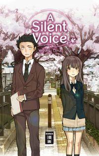 A Silent Voice 2 - Klickt hier für die große Abbildung zur Rezension