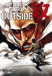 Attack on Titan - Outside - Klickt hier für die große Abbildung zur Rezension