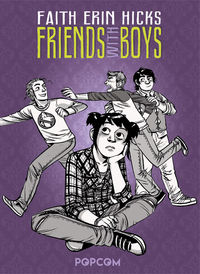 Friends with Boys - Klickt hier für die große Abbildung zur Rezension
