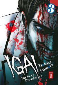 IGAI - The Play of Dead/Alive 3 - Klickt hier für die große Abbildung zur Rezension